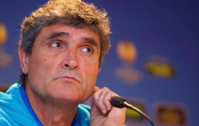 Хуанде Рамос: Успіх Дніпра важливий для всього українського футболу