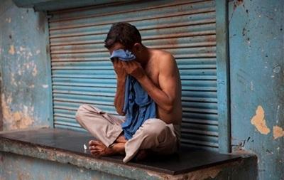 Від аномальної спеки в Індії загинули 800 людей