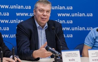 Волков закликав визначитися з необхідністю Євробаскету-2017 для України
