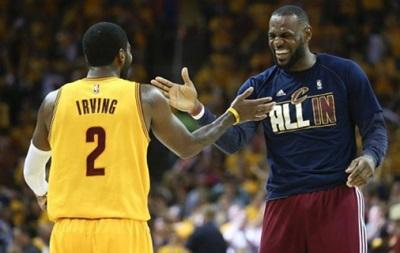 NBA: Клівленд - перший учасник фіналу