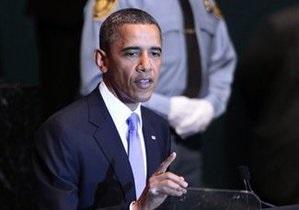 Обама с трибуны ООН призвал спасти глобальную экономику