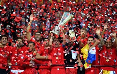 Днепр достойно уступил Севилье в финале Лиги Европы
