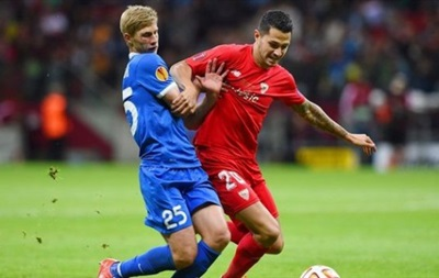 Полузащитник Днепра: Очень хотелось выиграть в финале Лиги Европы