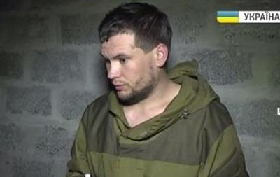 Правий сектор хоче обміняти полоненого сепаратиста на двох бійців