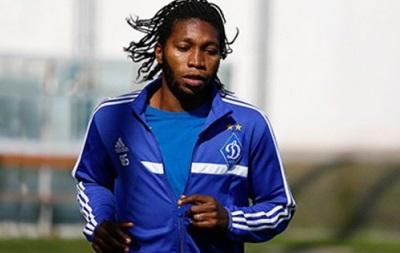 У гравця Динамо Мбокані забрали права за перевищення швидкості