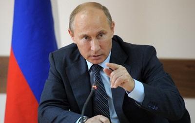 Путин прокомментироал аресты в FIFA