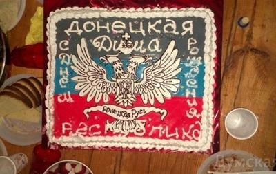 СБУ в одеському кафе вилучила торт іменинника з прапором ДНР
