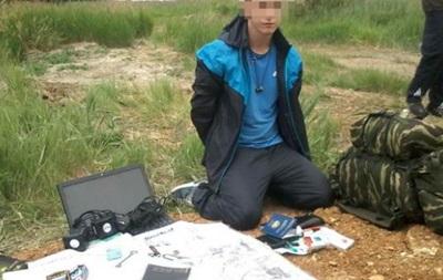 Арештований  Академік , який наказував обстрілювати Донецький аеропорт