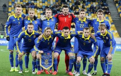 Фоменко назвал состав сборной Украины на ближайший сбор