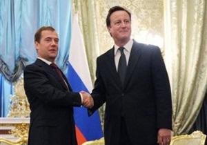Кремль заявляет, что Кэмерона перевели со слов британского синхрониста