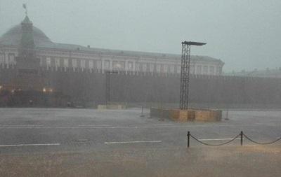 Непогода в Москве: объявлен предпоследний уровень опасности