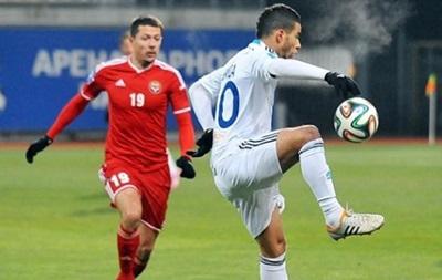 Динамо не змогло обіграти запорізький Металург у чемпіонаті України
