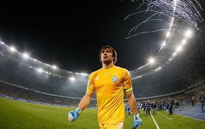 Олександр Шовковський продовжив контракт з Динамо