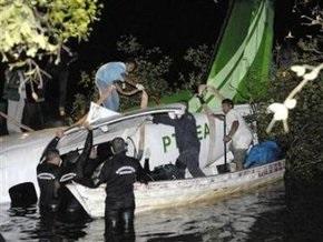 В авиакатастрофе в Бразилии погибли 24 человека