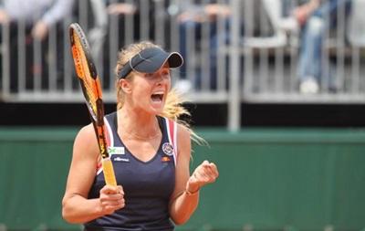 Еліна Світоліна прокоментувала вихід у чвертьфінал Roland Garros
