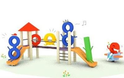 Google сменил дудл в честь Дня защиты детей