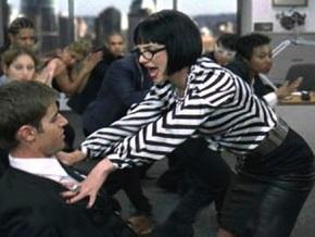 Бритни Спирс полностью обнажилась для нового клипа