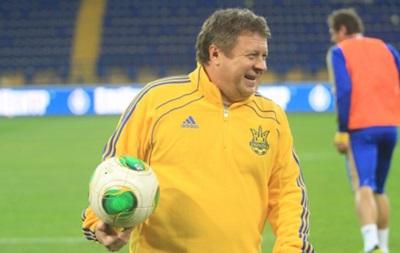 Заваров: У Динамо є невелика фора перед фіналом Кубка України