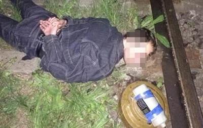СБУ: В Харьковской области предотвращен теракт на железной дороге
