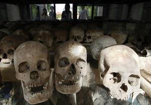 Международный трибунал обвинил четырех лидеров красных кхмеров в геноциде