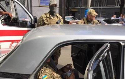 Саакашвили в Одессе: задержан главный военком