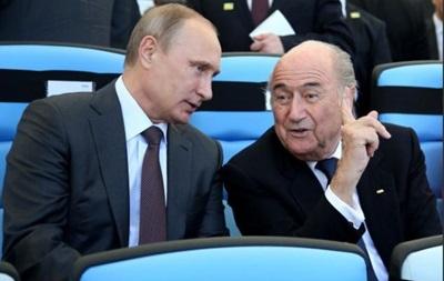 Екс-чиновник ФФУ: Думаю, спецслужби РФ отримали завдання ліквідувати Блаттера
