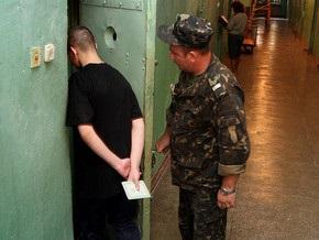 Убийца пытался бежать из Лукьяновского СИЗО
