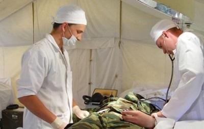 В Харьков доставили около 30 раненых бойцов – волонтеры