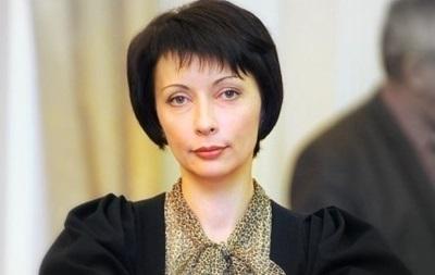 Экс-министру юстиции Лукаш сообщили о подозрении – Генпрокуратура