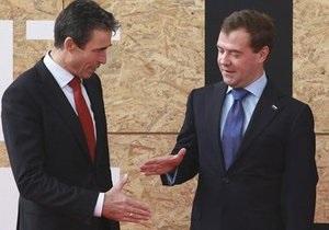 Медведев считает, что период охлаждения в отношениях России и НАТО завершился