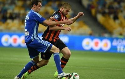 Шахтер в серии пенальти упускает победу над Динамо в Кубке Украины