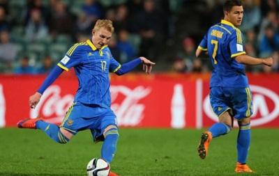Полузащитник сборной Украины (U-20): Не будем задирать нос