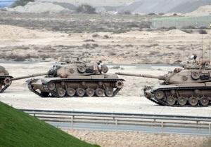 Бахрейн вновь охватили массовые беспорядки