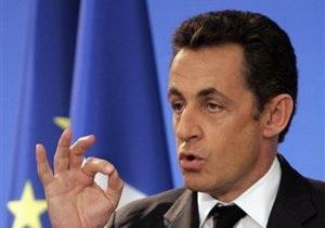 Саркози запретил министрам отдыхать за границей