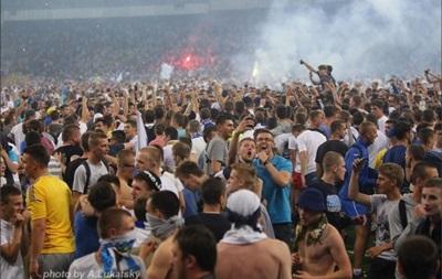 Динамо примет меры по наведению порядка на Олимпийском