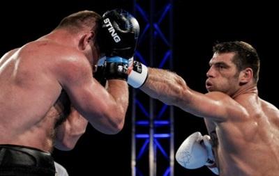Украинец Головащенко выстоял против звезды итальянского бокса