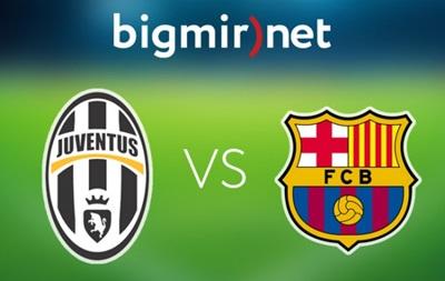 Ювентус - Барселона 1:3 Онлайн трансляция матча финала Лиги чемпионов