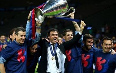 Тренер Барселоны: Финал был грандиозный, против соперника топ-класса