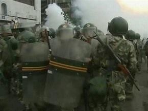 В Китае задержаны около 1,5 тыс. участников массовых беспорядков