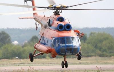Пьяный россиянин после ссоры с женой угнал вертолет Ми-8Т