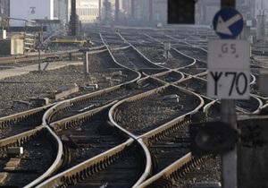 Новости Кременчуга - В Кременчуге поезд сбил насмерть лежащего на рельсах мужчину