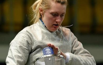 Украинка Воронина завоевала бронзовую медаль на чемпионате Европы по фехтованию