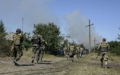 Бой в Марьинке закончился, пострадавших нет - батальон Киев-1