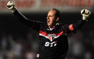 Вратарь Сан-Паулу вошел в десятку лучших бомбардиров клуба
