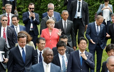 Саммит G7 завершен: единство взглядов и мало конкретики