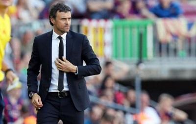 Барселона намерена продлить контракт с Луисом Энрике - СМИ