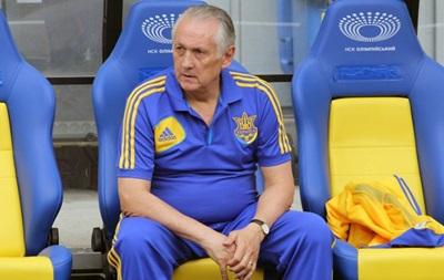 Фоменко: У футболистов осталось мало эмоций после напряженного сезона