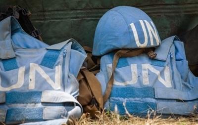 ООН обвиняет миротворцев в обмене товаров на секс-услуги