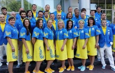 Украинская делегация будет одной из самых многочисленных на Европейских игр