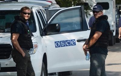 ОБСЕ: с Донбасса не выводят тяжелое вооружение